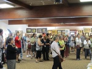 Cedarburg Plein Air Reception