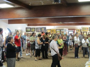 Cedarburg Plein Air Reception